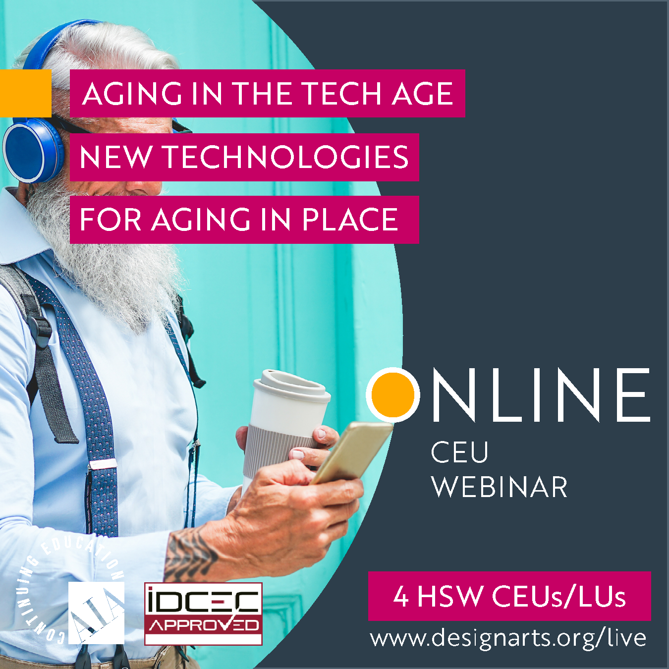 CEU: AGING IN THE TECH AGE