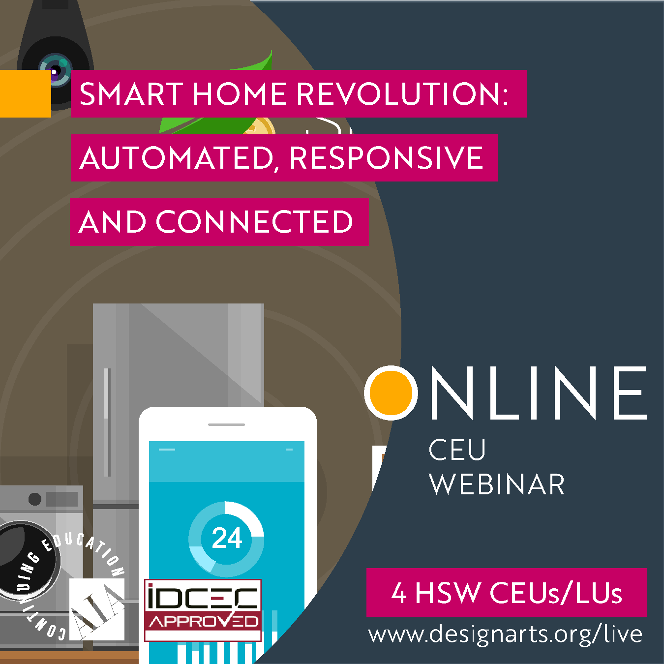CEU: SMART HOME REVOLUTION