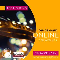 LED: Lighting the Way Sustainably