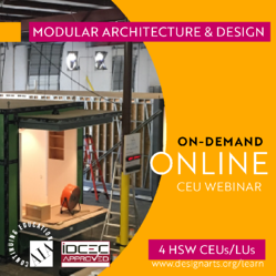 Modular Architecture and Design