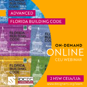 Advanced Florida Building Code