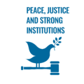 UN Goal 16 Peace, Justice & Strong Institutions