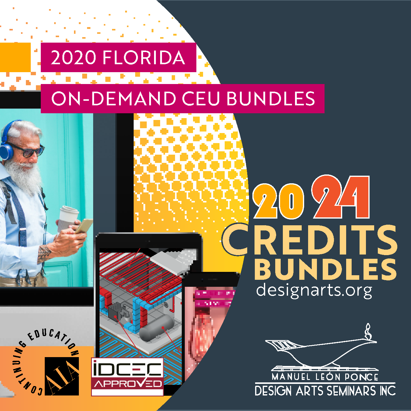 Florida Interior Design and Architecture Bundles
