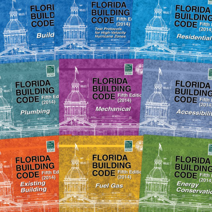 Advanced Florida Building Code - Significant Changes 5th Edition