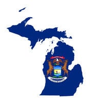 Michigan State Flag Continuing Education
