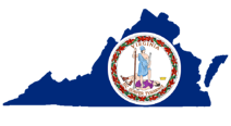 Virginia State Flag - Continuing Education