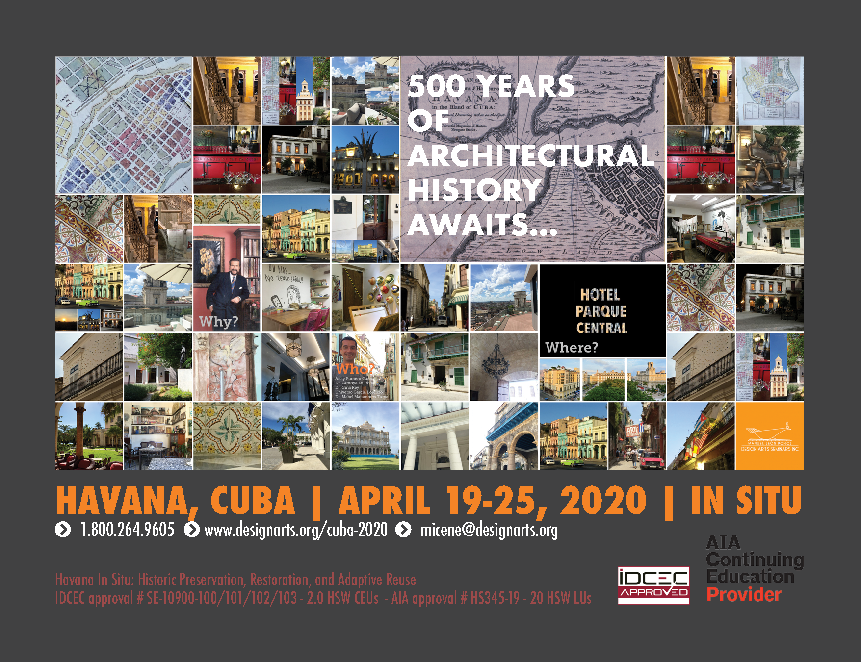 Cuba: 500 Years of Architectural History