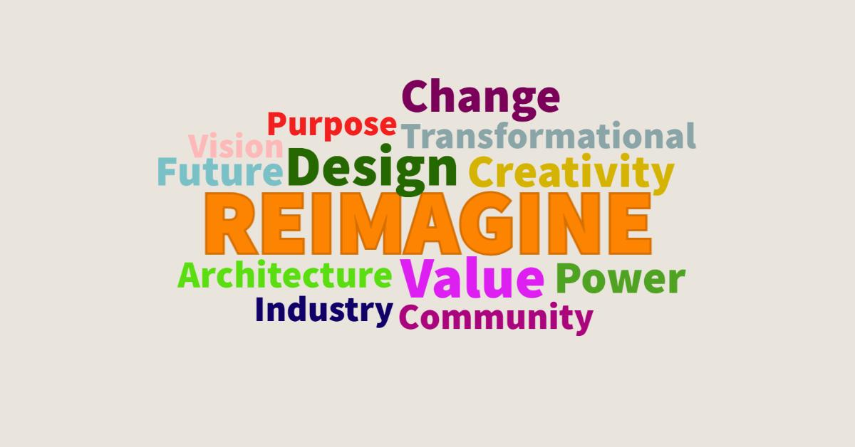 How do we reimagine the highest purpose of design?